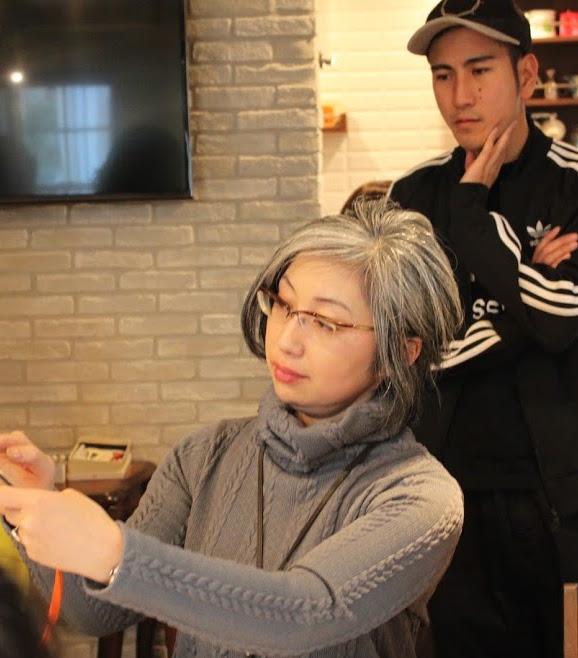 Rtsan2 Gray Hair Tokyo